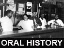 Abram, Pastor Renzie 01-17-2003 audio oral history and transcript
