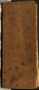 Worthington (Mass.) Tavern Account Book