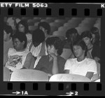 Junior High Students during Black and Brown Brotherhood Band performance Los Angeles, Calif., 1979