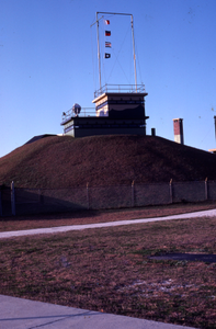 Harbor Entrance Control Post building, Fort Moultrie, South Carolina
