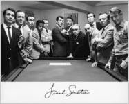 Rat Pack and cast of Ocean's 11