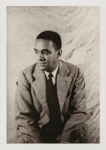 Richard Wright, from the portfolio 'O, Write My Name': American Portraits, Harlem Heroes