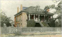 Zachariah A. Rice Residence