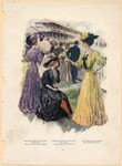 American fashions, Summer 1907