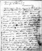 Affidavit of George Thomas, Peter Massey, Gabe Jenkins, Harrison Clements and Henry Byrd: Albany, Georgia, 1868 Sept. 26