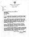 Letter from A.O. Steele to John Henrik Clarke, July 21, 1965