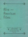 Afro-American Films
