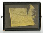 """Fragment of """"Kaiser Wilson"""" Suffrage Banner"""