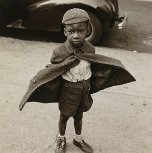 Butterfly Boy, New York City