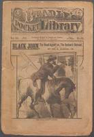 Black John, the road-agent, or, The outlaw's retreat