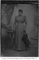 Unidentified woman, ca. 1890