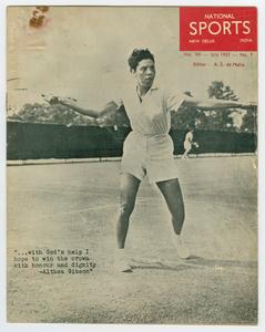 National Sports Vol. VII No. 7