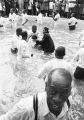 The United House of Prayer for All People annual baptism
