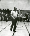 Franklin Harlow. First African American referee in Syracuse at H.W. Smith School, Salt Springs Road, Syracuse