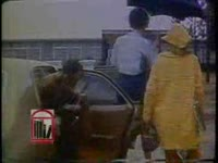 WSB-TV newsfilm clip of parents taking their children to the Joseph Neel school following court-ordered student transfers to achieve integration in Macon, Georgia, 1970 February 16