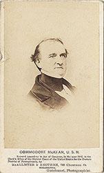 Portrait of Commodore McKean, U.S.N.
