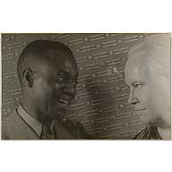 """Bill Bojangles"" Robinson and Carl Van Vechten"