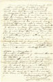 Bill of sale from Wm. (William) Welling, executor for Henry Welling, to Larkin Iglehart for Negro slave named John, alias John Brown