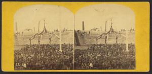 Charleston Harbor, Fort Sumter celebration