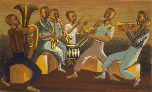 Harlem Musicians