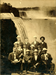 Niagara Movement founders, 1905