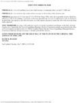 Executive order no. 98-08