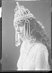 Madame Evanti (Lillian Evans Tibbs) [acetate or possibly nitrate film photonegative, N.D.]