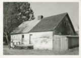 Northampton slave quarters (brick), near Largo, Prince George's County, Maryland, circa 1936