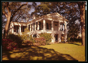 Oakleigh, House & Slave Quarters, 350 Oakleigh Place, Mobile, Mobile County, AL