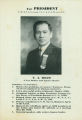 Campaign pamphlet for the election of Trinida A. Rojo to the position of President of the Cannery Workers and Farm Laborers Union, Local 7