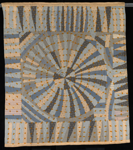 Untitled (Triangles and Center Medallion)