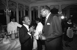 Sammy Davis Jr. and Mayor Bradley, Los Angeles, 1989