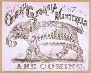 Original Georgia Minstrels are coming