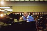 Isaac Hayes at the Piano